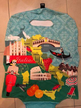 LOQI  行李套 意大利版圖