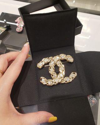 Chanel 2019大brooch