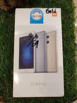 Xiaomi redmi pro dual kamera