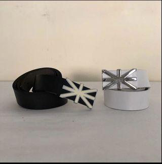 < CATZ > Belts Men's Belts Fashion Belts