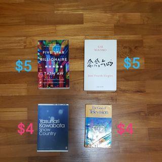 Massive Book Sale (Part V)