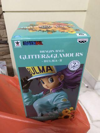 Dragonball Dragon Ball Glitter & Glamours Bulma