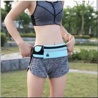 Running waist pouch