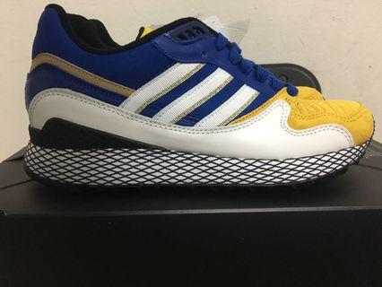 "🚚 US 6 Dragon Ball Z x adidas Ultra Tech ""Vegeta""  (retail)"
