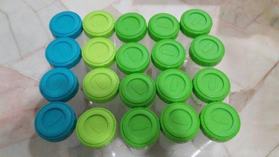 40 pieces Container shaker