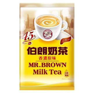 🚚 《伯朗》三合一奶茶(45包/袋)