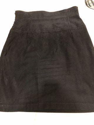 Wanko black skirt