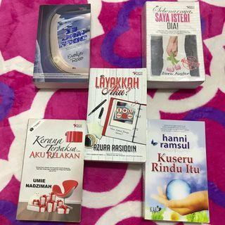 Novel Melayu Karya Seni