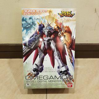 Last unit!! Digimon Reboot- Omegamon