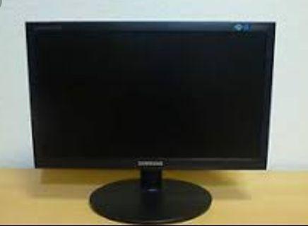 電腦屏幕 Benq GL950 18.5吋