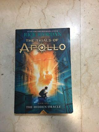 🚚 The Trials of Apollo