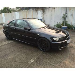 BMW 325CI 2005