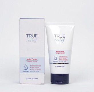 Etude House True Relief Moist Cream 80ml