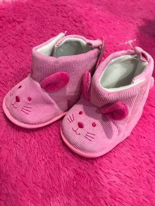 Sepatu Prewalker 0-6 , 6-12 ready