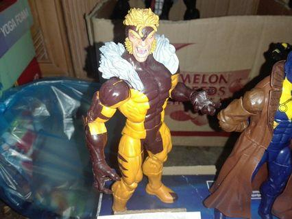 Marvel legend sabretooth
