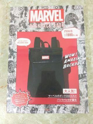 復仇者聯盟 背囊 Marvel backpack book discount