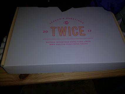 Twice 專輯 photobook 年歷 海報