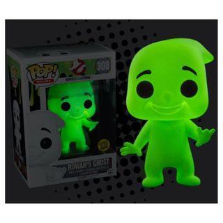 Funko Pop Rowan Ghostbuster Glow in the dark