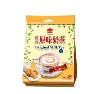 義美經典原味奶茶 324g(18包/袋)