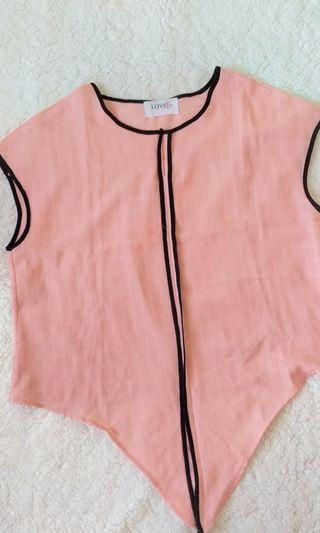 Pink Bayo Top