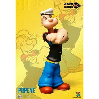 PRE-ORDER : ZC World Jumbo Size 60 cm - Popeye (90th Anniversary)