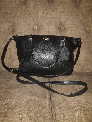 COACH MINI KELSEY BLACK GHW