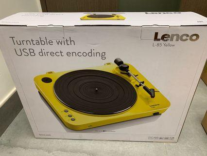 New Lenco turntable 60%off Easter promotion