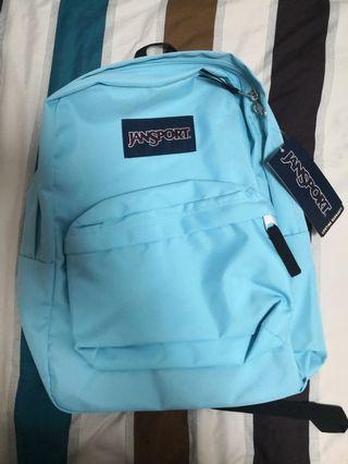 Jansport Superbreak Backpack - Blue Topaz