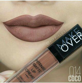 Make Over Intense Matte Lip Cream