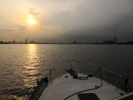 Part Time Boat Captain