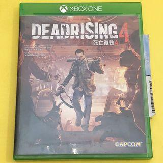 Xbox One Dead Rising 4 死忙復甦 4