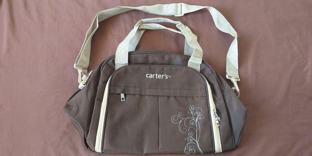 Carters Diaper Bag