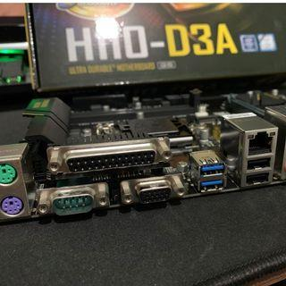 Gigabyte H110-D3A Intel LGA1151 Motherboard