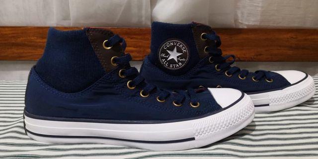 e516e8d68eba Converse Chuck Taylor High Cut (Navy Blue)  Negotiable