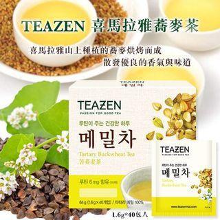 🚚 TEAZEN 喜馬拉雅蕎麥茶(盒)