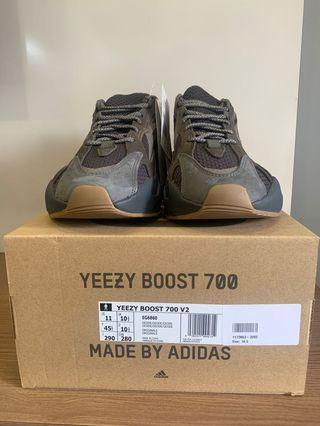Adidas Yeezy 700 Geode <UK 10.5 / US 11>