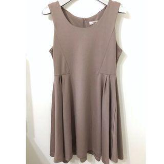 🚚 韓國洋裝 無袖洋裝 背心裙