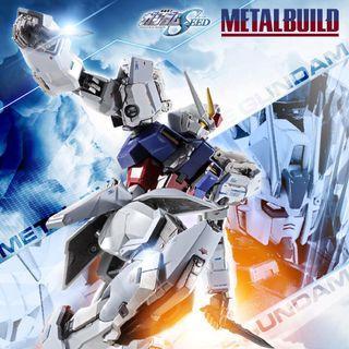 六月日本metal build展 日版突擊高達