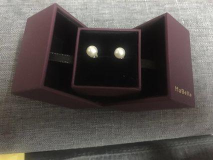 MaBella (珍珠耳環)