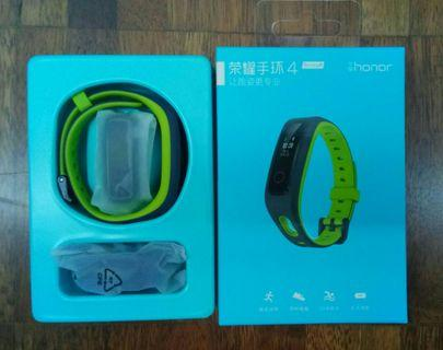 Original Huawei Honor Band 4 Running Version