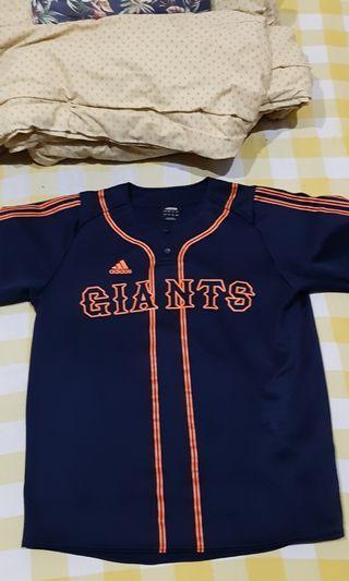 Adidas baseball jersey
