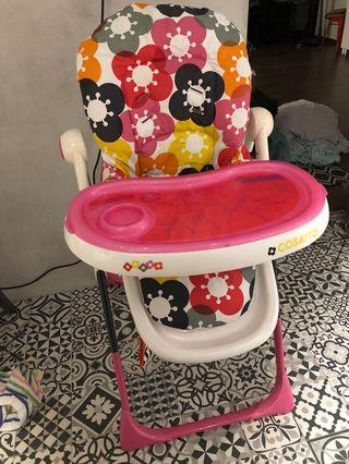 Cosatto Baby High Chair