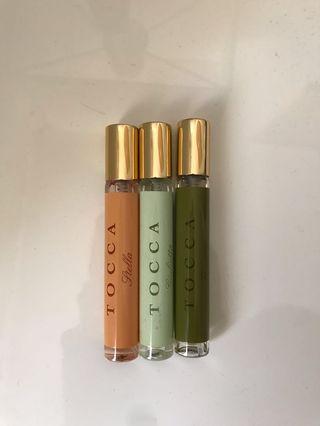 Tocca Perfumes