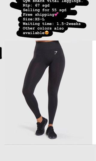 3a3ca1f850caf gymshark leggings | Sports | Carousell Singapore