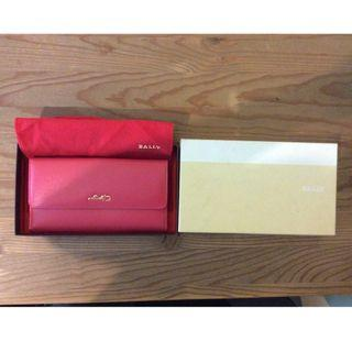 [Authentic] BALLY Women's Long Wallet