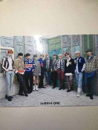 🚚 wanna one posters