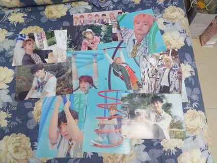 BTS member poster