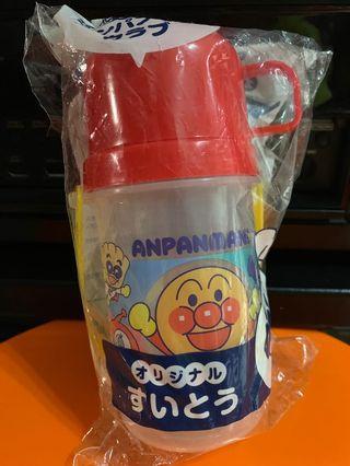 Asahi非賣品 麵包超人水樽 水壼