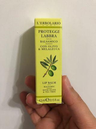 🚚 L'ERBOLARIO 蕾莉歐橄欖滋潤護唇膏