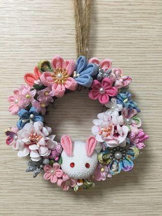 家居裝飾品 和風布花